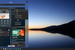 Windows 11 Widgets – Nach 7 Jahren haben es die interaktiven Kacheln ins System geschafft