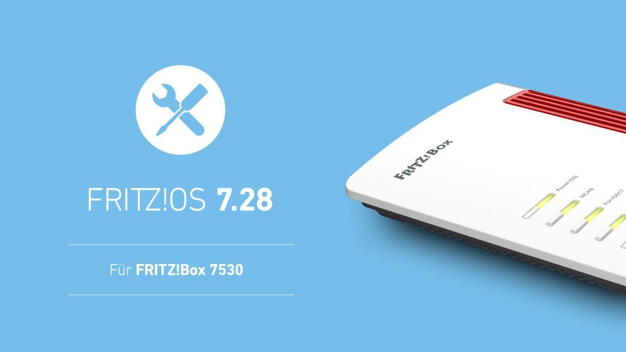 FRITZBox 20 erhält das FRITZOS 20.20 als Wartungsupdate ...