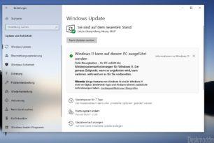 Windows 10 RP-Kanal wird auf Windows 11 vorbereitet