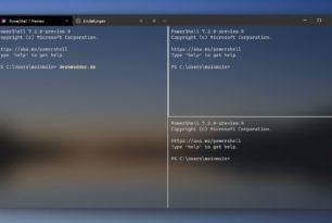 Windows Terminal 1.11.2421.0 als Preview und 1.10.2383.0 als Stable [Update: Changelog]
