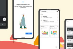 Google: Neue Funktionen für Android, Android Auto & Co. angekündigt
