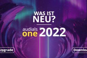 Audials One 2022 ist still und heimlich gestartet