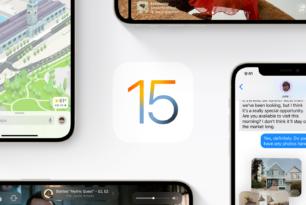 Apple veröffentlicht iOS 15