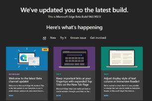 Microsoft Edge 93 (93.0.961.38) Stable und 94 (94.0.992.9) Beta sind nun freigegeben worden
