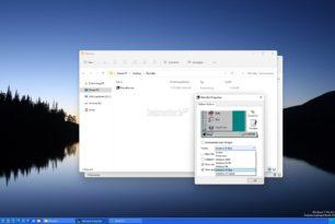 Mit der Retrobar unter Windows 11 die Taskleiste ersetzen und nicht gruppiert darstellen