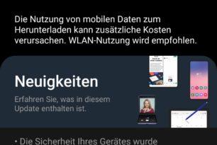 Samsung Galaxy S21: Neues Update liefert September Sicherheitspatch