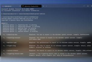 UUPMediaCreator 0.3.0.8 Windows 11 und 10 ISO direkt von Microsoft herunterladen und erstellen [Update: GUI + Store App]