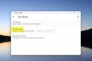 Android Apps als APK unter Windows 11 schon jetzt installieren (auch in Deutsch)