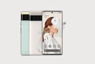 Google Pixel 6 & Pixel 6 Pro offiziell vorgestellt