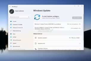 Windows 11 22483.1000 steht für die Insider im Dev-Kanal bereit