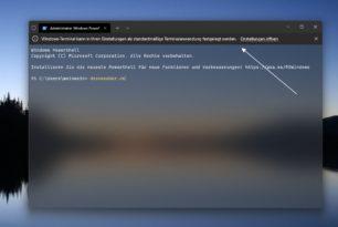 Windows Terminal 1.12.2931.0 und 1.11.2921.0 stehen zum Download bereit