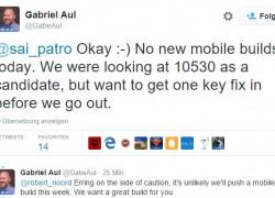 Windows 10 Mobile Build 10530 erscheint nächste Woche