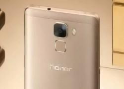 Huawei Honor 7 offiziell vorgestellt
