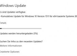 KB3120677  Windows 10: Neues kumulatives Update erschienen (Download) (Update)