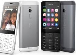 Nokia 230 und Nokia 230 Dual SIM: Microsoft stellt neue Einsteiger-Geräte zum günstigen Preis vor