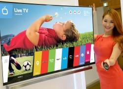 Ausgewählte LG Smart-TVs aus 2014 sollen webOS 2.0 bekommen