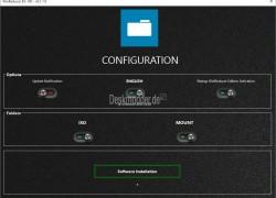 Windows 10: Eigene ISO DVD erstellen und Komponenten entfernen