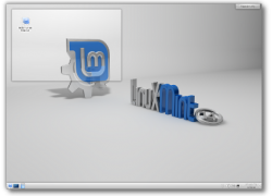Linux Mint 14 KDE released