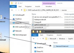 Windows 10 ohne Upgrade gleich clean installieren