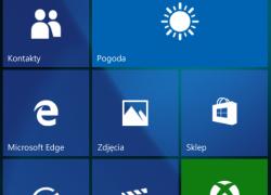 Windows 10 Mobile Build 10534: Screenshots geleakt